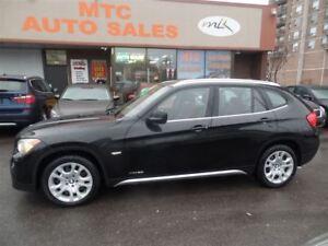 2012 BMW X1 xDrive28i (A8), AWD, LEATHER, NAV, PAN SUNROOF