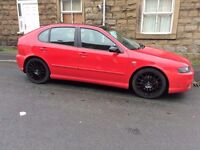 SEAT LEON FR*****LOTS OF NEW PARTS JUST PUT ON****