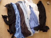 53 Assorted Items of Men's/Teenage Clothes - Ideal for Work or 6th Form