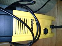 KARCHER PRESSURE WASHER k2.94 nearly new still available