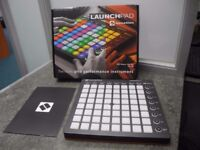 Novation LaunchPad MKII with Case and Box