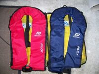 Pilot 150N automatic Lifejackets - Adult
