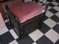 piano stool