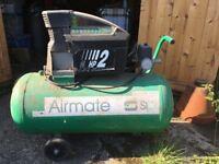 SIP Airmate Hurricane 24550 Compressor