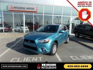 2012 Mitsubishi RVR SE CVT Bluetooth Sieges-Chauffant USB/MP3