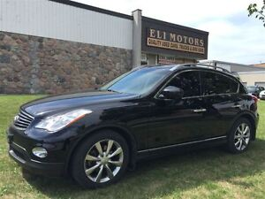 2012 Infiniti EX35 PREMIUM PKG.REAR VIEW CAMERA.BLUETOOTH.LEATHE