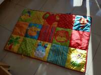 Large baby mat