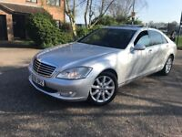58/2008 Mercedes-Benz S320 CDI Long Auto 4dr Saloon