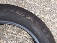 """205/55/16 steel wheel 5 stud, 15"""" wheel trims, Nexen Tyres 215/55/17..."""