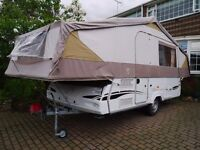 WANTED ---- TRAILER TENT or FOLDING CAMPER very interested in PENNINE or CONWAY models