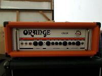 Orange Cruch CR120 s/s amp head