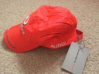 Men's orange Vodafone McLaren cap