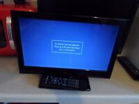 "SMALL TV 16"" IN GOOD CONDITION"