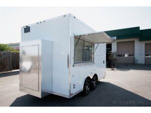 2017 Stealth Trailers Liberty Concession Trailer 8.5 x 14/16/20