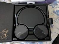 Sony mdr zx220bt headphones