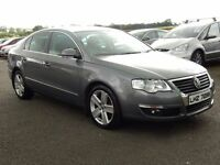 2007 volkswagen passat 2.0 tdi sport only 107000 miles motd feb 2017 all cards welcome