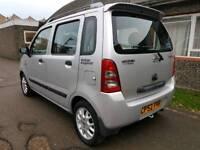 Suzuki Wagon R +GI 1.3 Petrol - 2 Owners Car - Long Mot - Drives Good - HPI Clear