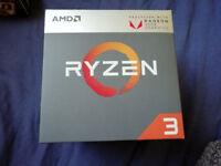 Ryzen 3 2200G with Radeon Vega Graphics bundle
