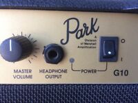 Guitar Amplifier, Park by Marshall G10