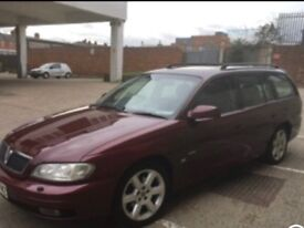2003 VAUXHALL OMEGA 3.2 ELITE ESTATE AUTOMATIC high spec with tow bar definitely one of the best