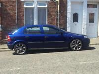 Cheap low mileage diesel astra