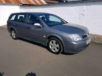 Vauxhall vectors club dti 16v 2004 diesel