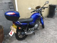 Good condition bike very reliable