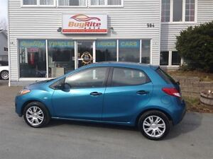 2012 Mazda MAZDA2 GX clean NEW MVI