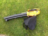 Leaf blower, garden vacuum/mulcher (as new)