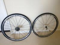 Fulcrum Racing 3 Wheel Set