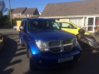 2009 Dodge Nitro SE With FSH (swap For Nissan Elgrand or Automatic 4x4)