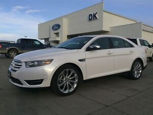 2016 Ford Taurus Limited AWD Fully Loaded Adaptive Cruise  to He