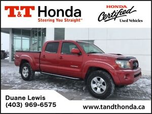 2011 Toyota Tacoma V6 - Low KMS, No Accidents