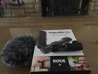 Rode VideoMicMe for IPhone/ iPad