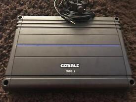 Orion cobalt 500.1 2 channel Amplifier