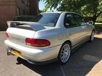 Subaru Impreza U.K. 2000 awd turbo **P/X WELCOME**