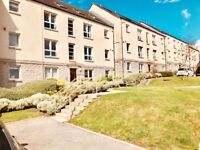 Magnificent and Modern 2 bedroom flat available to let in Stoneywood