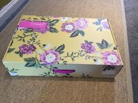 Brand new in box joules ladies wellies size 7