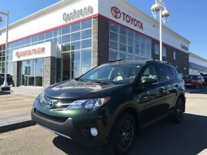 2013 Toyota RAV4 - ONE OWNER, ACCIDENT FREE!! -