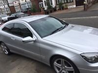 Mercedes Benz CLC220 CDI SPORT AUTO SILVER DIESEL