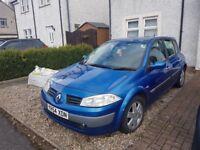 Renault Megane (2004) 1.5 DCI