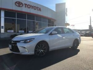 2017 Toyota Camry XSE 4CYL, LEATHER, MOONROOF, NAVIGATION