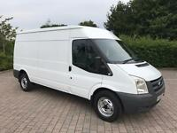 2011 Ford Transit 2.2 TDCi Duratorq LWB Low Roof, 12 MONTHS MOT, NO VAT (Custom, Connect, Fiesta)
