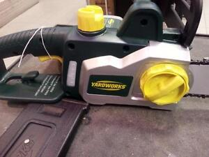 NEW!!! YardWorks 054-5753-0 Electric Chainsaw (#110037) We sell used tools