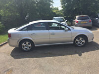 2006 VAUXHALL VECTRA 5 DOOR HATCHBACK, 50,000 MILES. ALLOYS, 1 OWNER, LONG MOT.