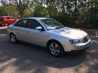 Audi A4 Saloon 1.8T Sport 4Dr NEW MOT LOW MILES 2 KEYS