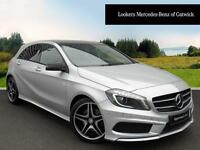 Mercedes-Benz A Class A220 CDI BLUEEFFICIENCY AMG SPORT (silver) 2013-12-09