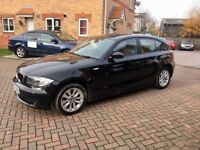 BMW 1 SERIES 1.6 ES 116i, 1 OWNER FROM NEW, FULL SERVICE HISTORY, MOT 12 MONTHS, HPI CLEAR
