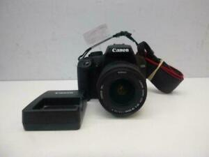 Canon Rebel XS DSLR w/ 18-55mm Lens - We Buy And Sell Cameras And Equipment - 30153 - CH312405