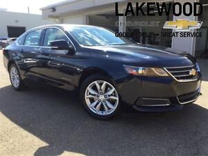 2016 Chevrolet Impala LT 2LT (Remote Start, Colored Touch Screen